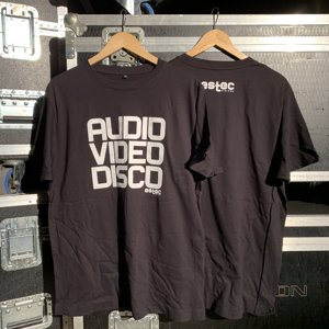 AUDIO/VIDEO/DISCO Shirt