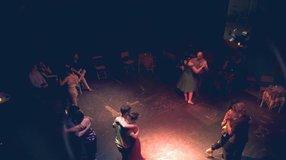 Participation à l'achat d'un plancher pour danser le Tango