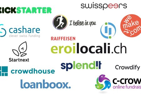 13 piattaforme di crowdfunding svizzere in confronto – le dovresti conoscere