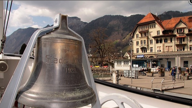 Dampfschiff «Stadt Luzern» - Generalrevision