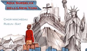 Adia Surselva - Hello New York! (Musical)