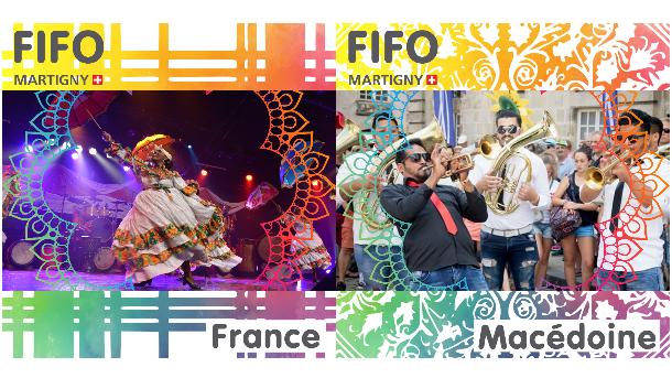Donner des Souvenirs aux Artistes du Festival International Folklorique d'Octodure