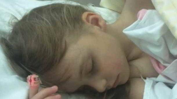 Sauver la jambe et le pied de Viktoriya