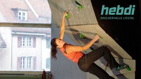 Hebdi im Ziegelhof: Wir bauen eine Boulderhalle in Liestal.