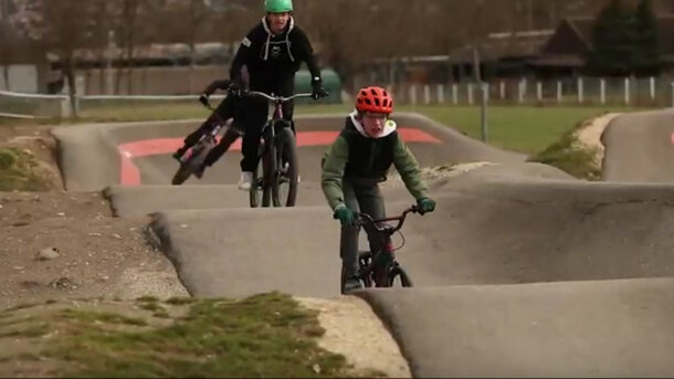 Pumptrack Buchs AG