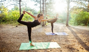 Yoga & Fitness Parcours Trin