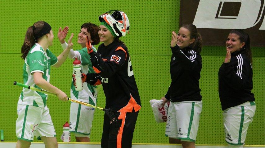 Playoffs für unsere NLB-Frauen