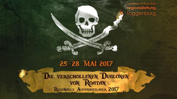 Auffahrtslager 2017 Jungwacht Blauring Region Toggenburg