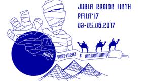 3-Mast Sarasani für das regionale Pfingstlager 2017