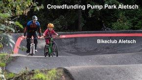 Crowdfunding Pump Park Aletsch