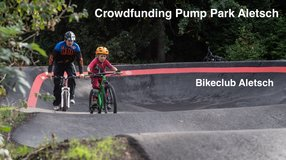 Crowdfunding Pump Park Aletsch