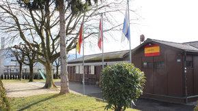 Wiederaufbau Spanisches Vereinslokal Zug