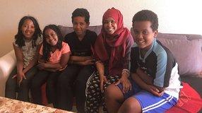 Ferien für Eritreische Familie