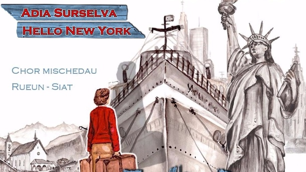Adia Surselva - Hello New York! (Musical)