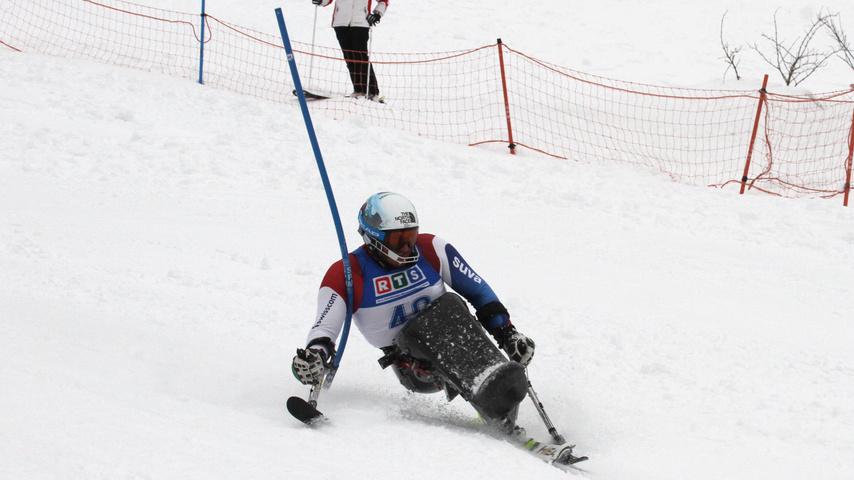 Partecipazione alle Paralimpiadi