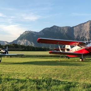 Hilfe für Verein Aero-Swiss!