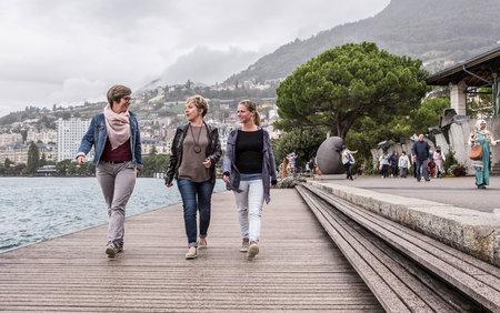 Trois sages-femmes, un rêve en commun