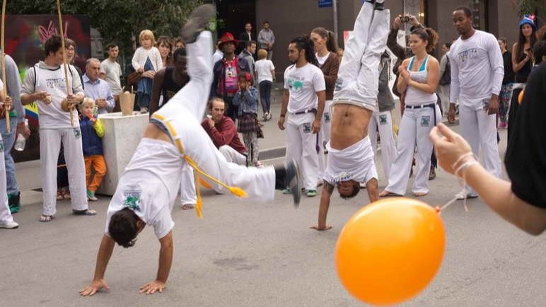 FESTIV'ARTE, 3ème festival d'art social