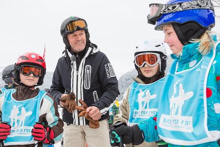 «Ein Drittel steht zum ersten Mal auf den Skiern»
