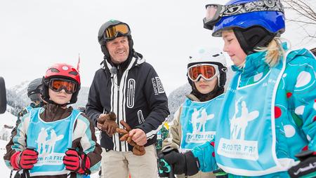 «Un tiers fait du ski pour la première fois»