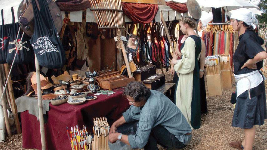 Mittelaltermarkt Basselstorff