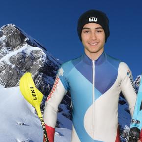 David Murer's Traum vom  Profi-Skirennfahrer