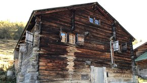Renovierung Alphütte Nanztal