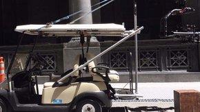 Vom Golfcart zum Filmcart